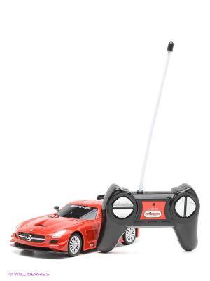 Радиоуправляемая машинка Mercedes-Benz SLS AMG GT KAISER. Цвет: красный