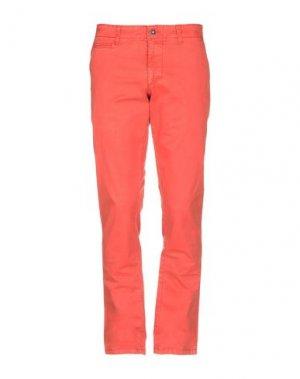 Повседневные брюки NAPAPIJRI. Цвет: оранжевый