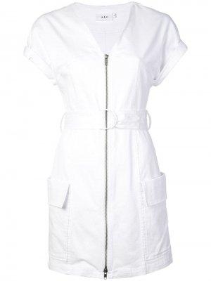 Платье с короткими рукавами A.L.C.