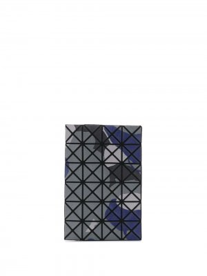 Картхолдер Prism со вставкой Bao Issey Miyake. Цвет: синий