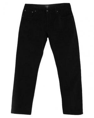 Повседневные брюки DUNHILL. Цвет: черный