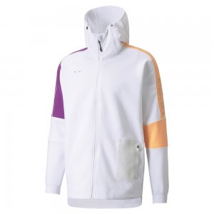 Олимпийка Future Lab Mens Training Jacket PUMA. Цвет: белый