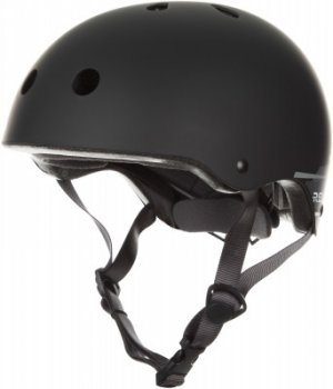 Шлем для мальчиков REACTION. Цвет: черный