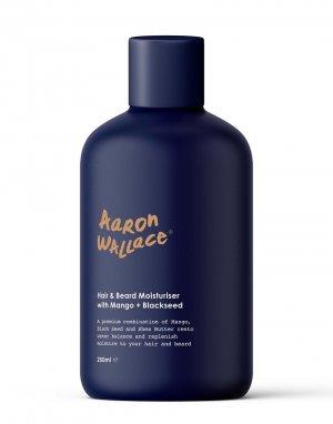 Увлажняющее средство для волос и бороды с маслом манго люцерны 250 мл-Бесцветный Aaron Wallace