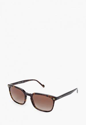 Очки солнцезащитные Vogue® Eyewear VO5347S W65613. Цвет: коричневый