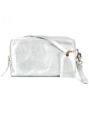 Небольшая сумка на плечо Marsèll. Цвет: золотистый