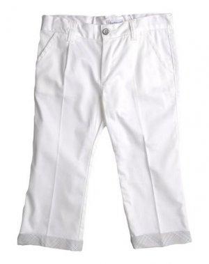 Повседневные брюки I GIANBURRASCA. Цвет: белый