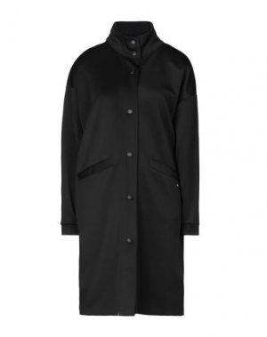 Легкое пальто TOY G.. Цвет: черный
