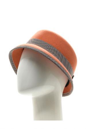 Шляпа Pierre Cardin. Цвет: оранжевый
