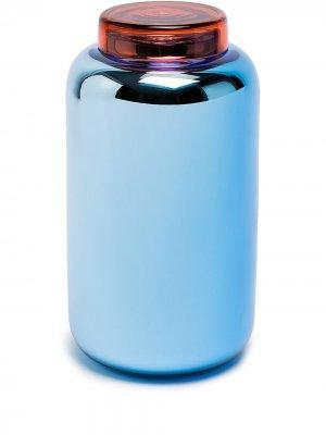 Большой контейнер Pulpo. Цвет: синий