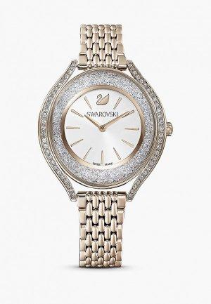 Часы Swarovski® CRYSTALINE AURA. Цвет: золотой