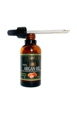Аргановое масло Aroma Dead Sea. Цвет: белый