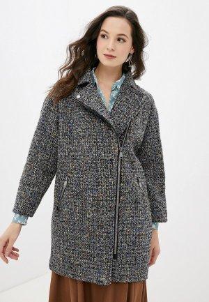 Пальто Tom Farr. Цвет: серый