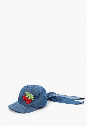 Кепка Giamo. Цвет: синий