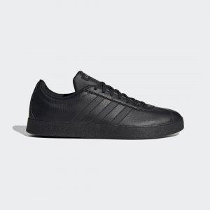 Кеды VL Court 2.0 Performance adidas. Цвет: черный