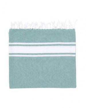 Пляжное полотенце ESPADRIJ. Цвет: изумрудно-зеленый