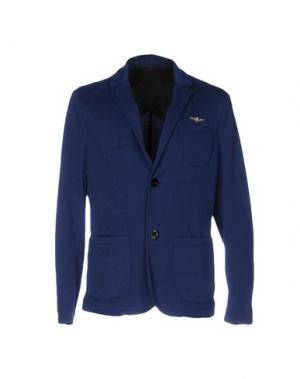 Пиджак AERONAUTICA MILITARE. Цвет: синий