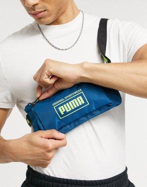 Многоцветная сумка-кошелек на пояс PUMA Sole-Многоцветный