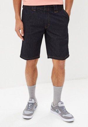 Шорты джинсовые Dickies. Цвет: черный