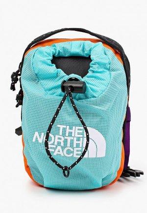 Сумка The North Face BOZER POUCH - L. Цвет: голубой