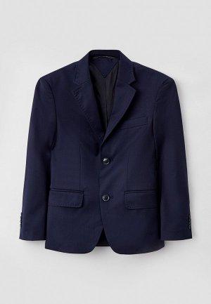 Пиджак Junior Republic. Цвет: синий