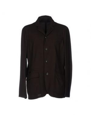 Пиджак ALLEGRI. Цвет: темно-коричневый