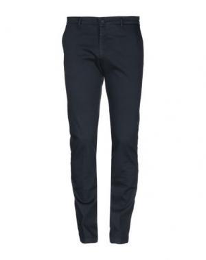 Повседневные брюки ARMATA DI MARE. Цвет: темно-синий