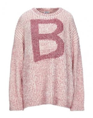 Свитер BRIGITTE BARDOT. Цвет: розовый