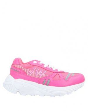 Низкие кеды и кроссовки HI-TEC. Цвет: розовый