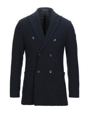Пиджак CRUNA. Цвет: темно-синий