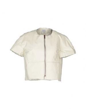 Куртка RDM by RUE DU MAIL. Цвет: белый