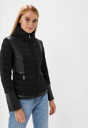 Куртка утепленная Colins Colin's. Цвет: черный