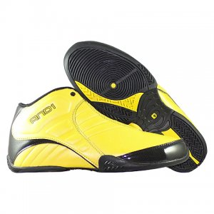 Кроссовки AND1. Цвет: жёлтый