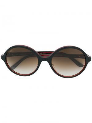 Солнцезащитные очки C Décor Cartier. Цвет: красный