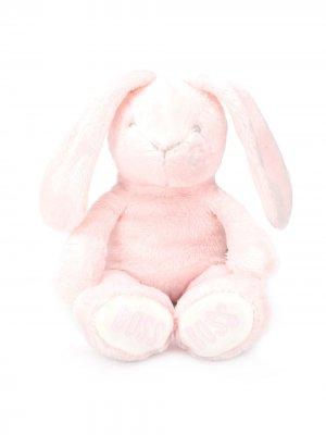 Мягкая игрушка в виде кролика Boss Kids. Цвет: розовый