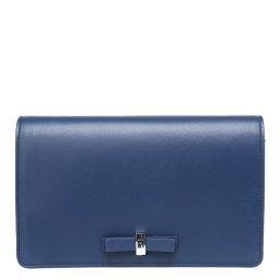 Клатч RU11688A синий GERARD HENON