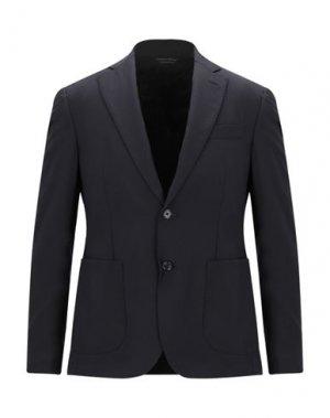Пиджак DOMENICO TAGLIENTE. Цвет: черный