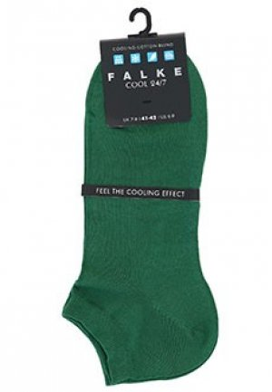 Носки FALKE. Цвет: зеленый