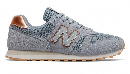 Кроссовки Classic Running New Balance. Цвет: голубой