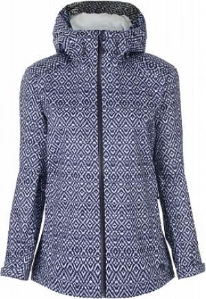 Ветровка женская Finder, размер 46 Mountain Hardwear. Цвет: серый
