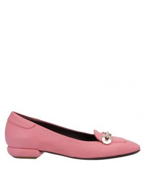 Мокасины MAGLI by BRUNO. Цвет: розовый