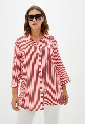 Блуза Samoon by Gerry Weber. Цвет: красный
