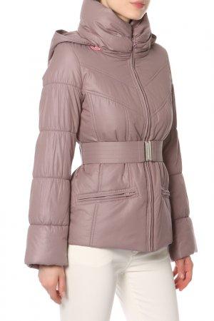 Куртка L-Design. Цвет: серый