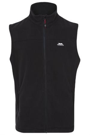 Vest Trespass. Цвет: black