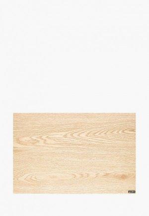 Салфетка сервировочная Guzzini Pine Shades. Цвет: бежевый