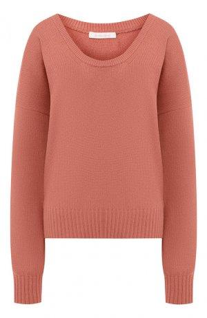 Пуловер See by Chloé. Цвет: розовый