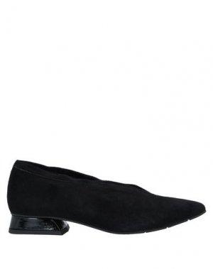 Туфли CRISTIAN DANIEL. Цвет: черный