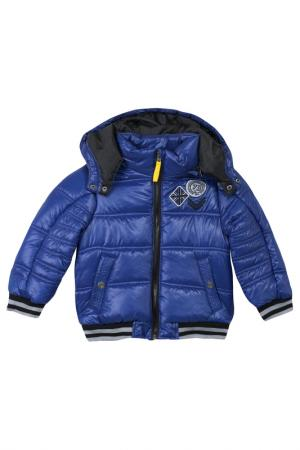 Куртка 3POMMES. Цвет: мультицвет