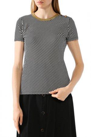 Пуловер LAUREN RALPH. Цвет: черный, бежевый