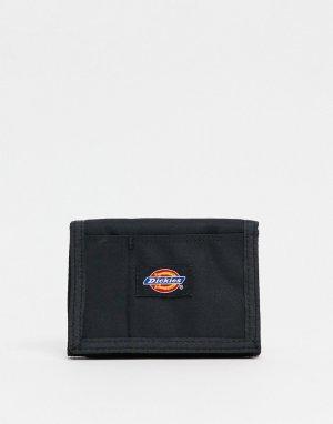 Черный бумажник Kentwood-Черный цвет Dickies